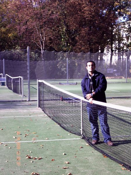 Students tennis courts? - Chance for Onurs Sports in Berlin... Onur Ak from Instanbul - Private Student in Communications Management at the SRH-University October 20, 2009