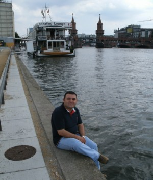 Mr Shadi Wais - Physician in Allgemeiner Chirurgie in Pankow - On tour in Berlin City Center. August 8, 2010